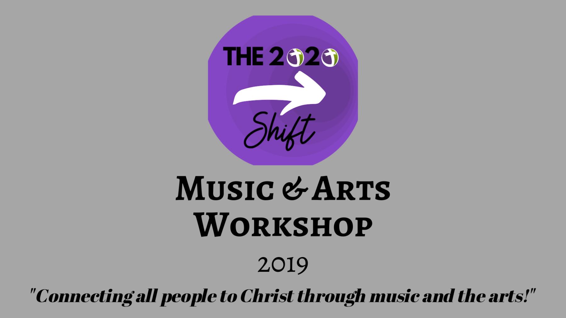 20/20 Shift Music & Arts Workshop